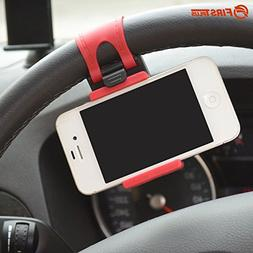 Daphot Store - Retractable Car Steering Wheel Mount Mobile H