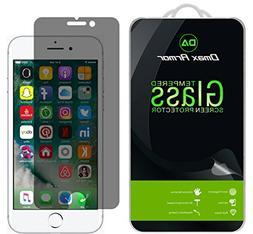Dmax Armor Apple iPhone 7 Plus Privacy Anti-Spy Glass Screen