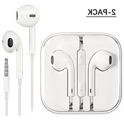 Earphones/Earbuds/Headphones with Stereo Mic&Remote Control