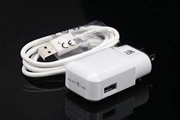 Fast Charge MicroUSB Kit Works for Pantech Vybe! True Quick