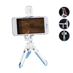Flexible Phone Tripod, LESHP PortableTripod with Cell Phone
