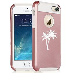 For Apple iPhone 6 Plus / 6s Plus Rose Gold Shockproof Impac