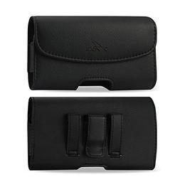 For DOOGEE X20/X10/X53, DOOGEE MIX, Premium Leather AGOZ Pou