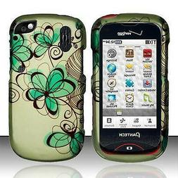 For Pantech Hotshot HARD Protector Case Snap on Phone Cover
