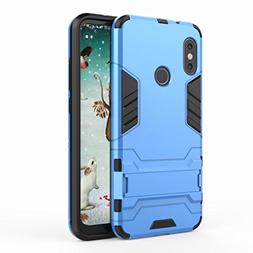 For Xiaomi Mi A2 Lite  Case, Ougger Shock Absorption  Armor