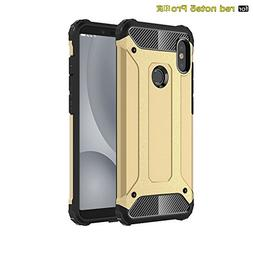 For Xiaomi Redmi Note 5 Case Hybrid Dual Layer Heavy Duty Sh
