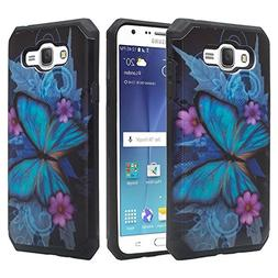 GALAXY WIRELESS for Galaxy J7 Case,Samsung Galaxy J7  Hybrid