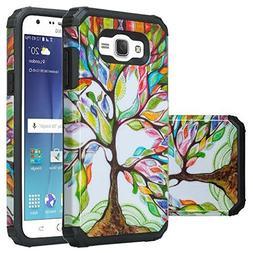 GALAXY WIRELESS for Galaxy J7 Case,Samsung Galaxy J7  Hybrid