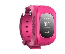 Generic Mini GPS Tracker Watch For Child SOS Emergency Anti