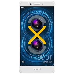 Huawei - Honor 6x 4g Lte With 32gb Memory Cell Phone  - Gold
