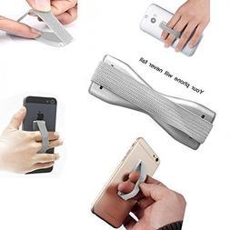 I-Sonite  Universal Anti-Slip Elastic Finger Mobile Phone Gr