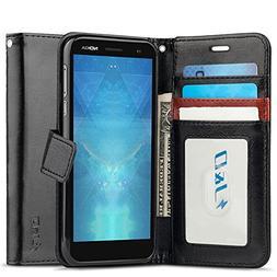 J&D Nokia 3.1 Case,   Heavy Duty Protective Shock Resistant