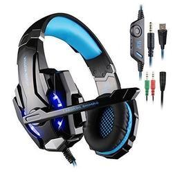 KOTION EACH G9000 3.5mm Game Gaming Headphone Headset Earpho