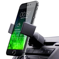 Koomus Pro CD Slot Car Mount Holder Cradle for All Smartphon