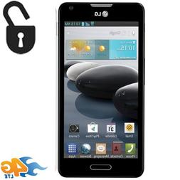 LG F6 Optimus D500 unlocked Android 4G-LTE Smartphone-Black