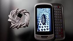 LG Rumor Reflex LN272 3G Slide-Out QWERTY Phone  - Black
