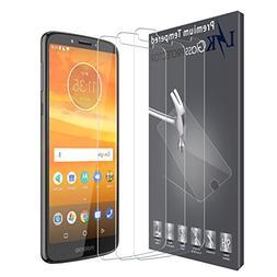 LK  Screen Protector for Motorola Moto E5 Plus, Tempered Gla