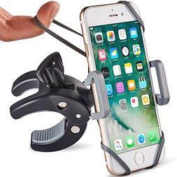 Metal Bike & Motorcycle Phone Mount - The Only Unbreakable H