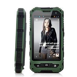 Military Outdoor Rugged Cellphone Ip68 Waterproof Dustproof