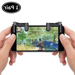 Mobile Game Controller, AmyHomie Sensitive Shoot and Aim But