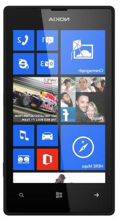 Nokia Lumia 520 GSM Unlock 3G Phone, 4-Inch Touch Screen, 5M