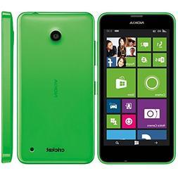Nokia Lumia 630 Windows Prepaid SmartPhone, Carrier Locked t