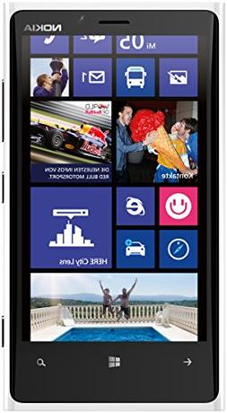 Nokia Lumia 920 32GB Unlocked GSM Windows 8 Smartphone w/Car