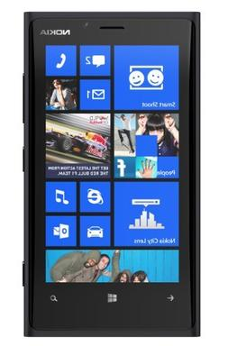 Nokia Lumia 920 RM-821 32GB Black Windows 8 Smartphone 4G LT