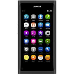 Nokia N9 16 GB Unlocked GSM Phone with MeeGo OS, 8MP Camera,