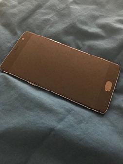 """OnePlus 3 A3000 64GB Graphite, 5.5"""", Dual Sim, GSM Factory U"""