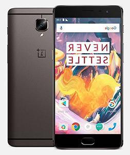 OnePlus 3T A3010 128GB Dual Sim Gunmetal Gray Factory Unlock