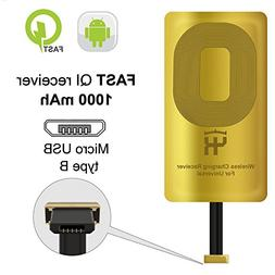 QI Receiver Type B for HTC DESIRE 10 PRO- HTC ONE X9-HTC ONE