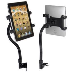 Robust Seat Bolt Tablet Car Mount Vehicle Swivel Cradle Moun