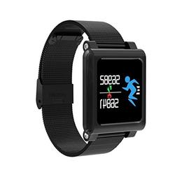 SHL Waterproof Blue Tooth Smartwatch, 2018 K8 Smart Color Sc