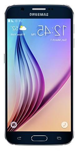 Samsung - Galaxy S6 With 64gb Memory Cell Phone - Black Sapp
