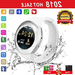 Smart Watch for Android Phones 2018 Bluetooth Smartwatch And