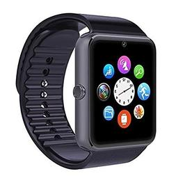 Smartwatch Hipipooo Bluetooth Smart Watch with Camera Suppor