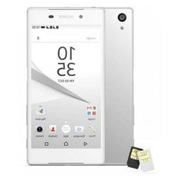"Sony Xperia Z5 E6683 32GB White, 5.2"", Dual Sim, GSM Unlocke"