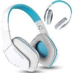 Urvoix Bluetooth Headset, Wireless Bluetooth V4.1 Music Ster