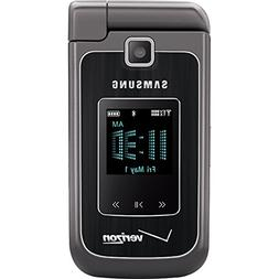 Verizon Samsung Alias 2 U750 No Contract 3G MP3 Cell Phone B