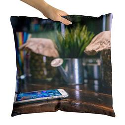 Westlake Art - Drink Glass - Decorative Throw Pillow Cushion