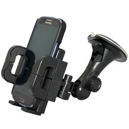 Xenda Universal Windshield Car Mount Window / Desk Suction C