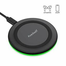 Yootech Wireless Charger Qi-Certified 7.5W Wireless Charging