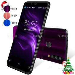 "A70 Android 8.1 Unlocked 6.0"" Cell Phone Quad Core 2 SIM 3G"