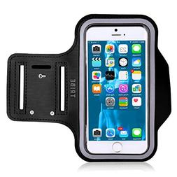 TRIBE Water Resistant Cell Phone Armband for iPhone 8 Plus,