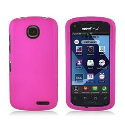 Bundle Accessory for Verizon Pantech Marauder R910L - Pink H
