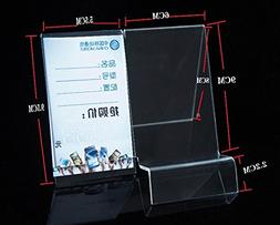 50 Pack of Acrylic Mobile Phone Display Stand Universal Cell