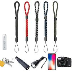 Adjustable Hand Wrist Strap Lanyard for Camera Cell Phone MP