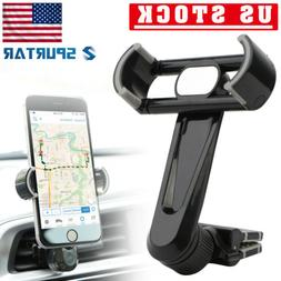 Air Vent Cell Phone Holder 360° Car Mount Stand For Mobile