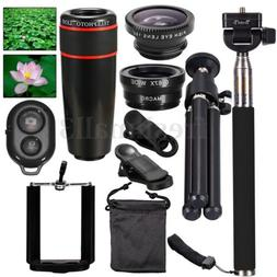 All in1 Accessories Phone Camera Lens Top Travel Kit For Mob